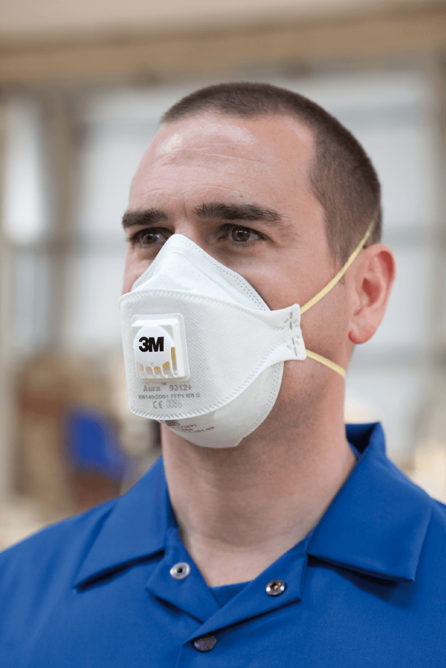 многоразовая защитная маска для лица от вирусов